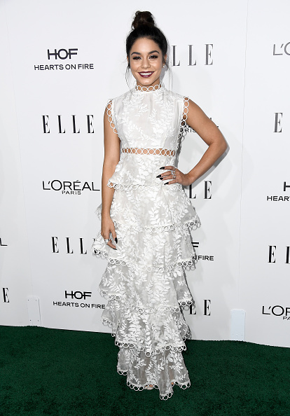 ヴァネッサ・ハジェンズ「23rd Annual ELLE Women In Hollywood Awards - Arrivals」:写真・画像(0)[壁紙.com]