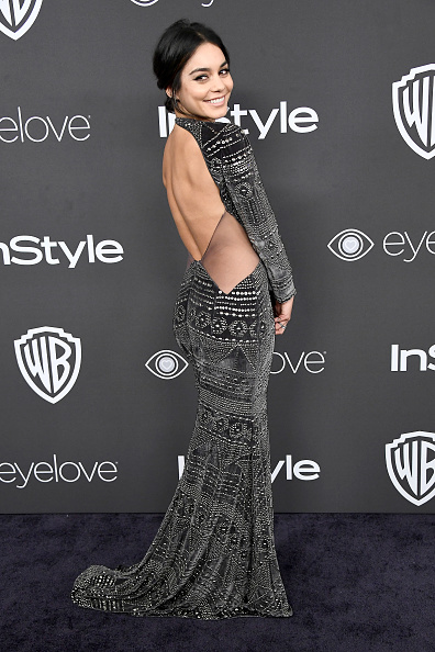 ヴァネッサ・ハジェンズ「Warner Bros. Pictures And InStyle Host 18th Annual Post-Golden Globes Party - Arrivals」:写真・画像(14)[壁紙.com]