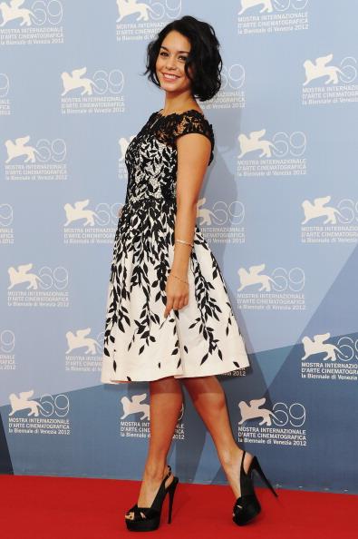 ヴァネッサ・ハジェンズ「'Spring Breakers' Photocall - The 69th Venice Film Festival」:写真・画像(7)[壁紙.com]