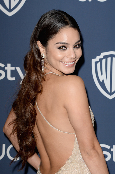 ヴァネッサ・ハジェンズ「2014 InStyle And Warner Bros. 71st Annual Golden Globe Awards Post-Party - Arrivals」:写真・画像(2)[壁紙.com]