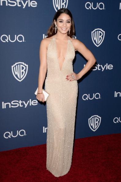 ヴァネッサ・ハジェンズ「2014 InStyle And Warner Bros. 71st Annual Golden Globe Awards Post-Party - Arrivals」:写真・画像(18)[壁紙.com]