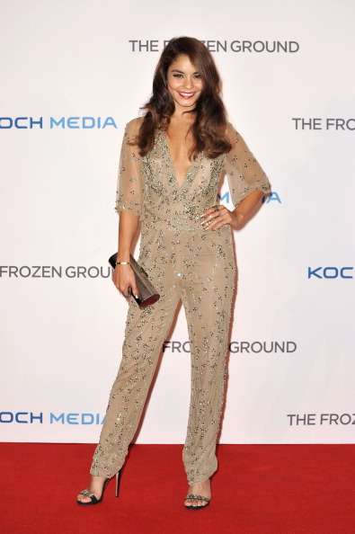 ヴァネッサ・ハジェンズ「The Frozen Ground - UK Premiere - Red Carpet Arrivals」:写真・画像(6)[壁紙.com]