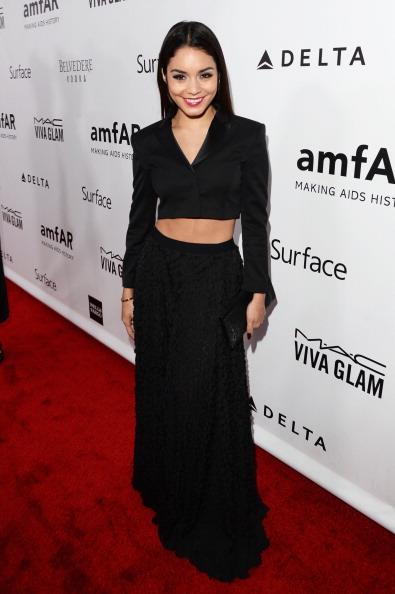 ヴァネッサ・ハジェンズ「2013 amfAR Inspiration Gala Los Angeles - Red Carpet」:写真・画像(1)[壁紙.com]