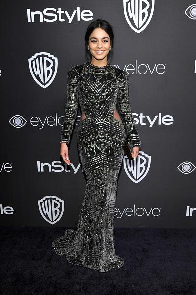 ヴァネッサ・ハジェンズ「The 2017 InStyle And Warner Bros. 73rd Annual Golden Globe Awards Post-Party - Red Carpet」:写真・画像(18)[壁紙.com]