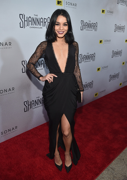ヴァネッサ・ハジェンズ「Premiere Of MTV's 'The Shannara Chronicles' - Red Carpet」:写真・画像(5)[壁紙.com]