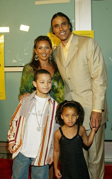 子供「Arrivals for the Premier of 'Johnson Family Vacation' Premier」:写真・画像(10)[壁紙.com]