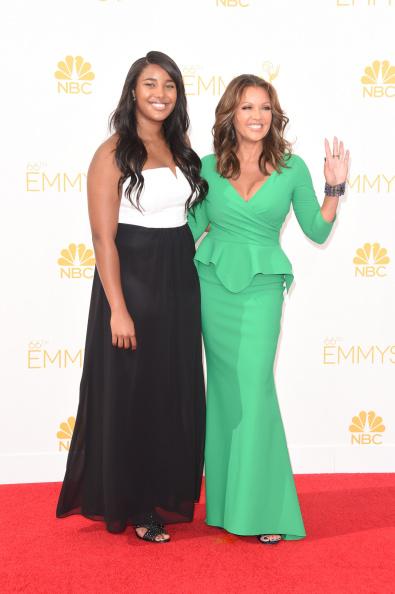 Three Quarter Length Sleeve「66th Annual Primetime Emmy Awards - Arrivals」:写真・画像(12)[壁紙.com]