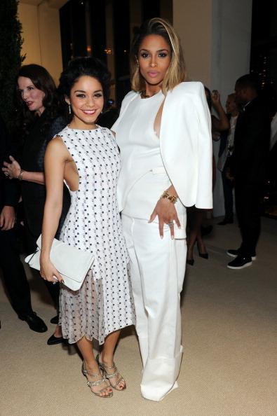 ヴァネッサ・ハジェンズ「CFDA And Vogue 2013 Fashion Fund Finalists Celebration - Reception」:写真・画像(3)[壁紙.com]