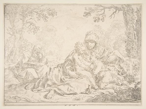John The Baptist「Holy Family With Saint John The Baptist」:写真・画像(7)[壁紙.com]
