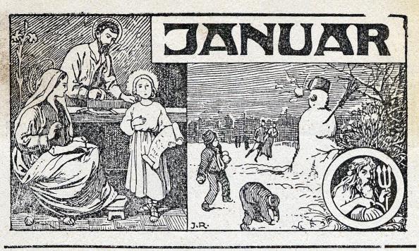 カレンダー「JANUARY」:写真・画像(8)[壁紙.com]