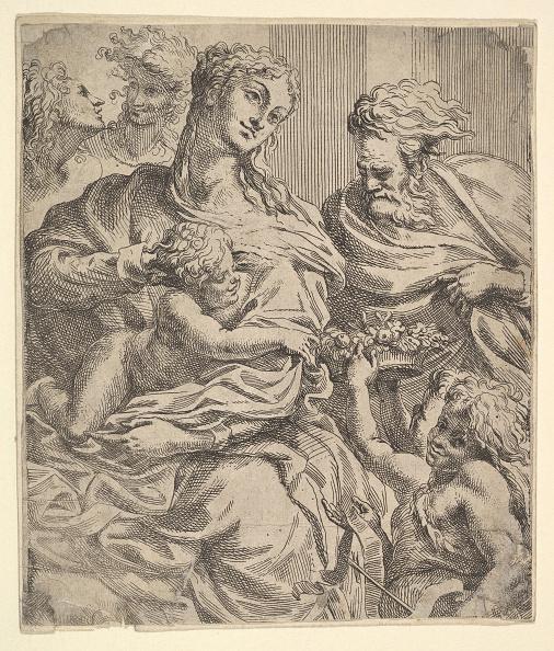 John The Baptist「Holy Family」:写真・画像(4)[壁紙.com]