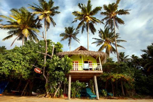 Sri Lanka「Beach House」:スマホ壁紙(7)
