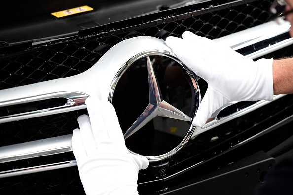Mercedes-Benz「Mercedes-Benz Production At Bremen Factory」:写真・画像(0)[壁紙.com]