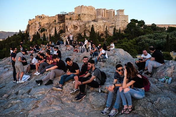Tourism「Greece Exits Lockdown But Tourism Season Seems A Distant Prospect」:写真・画像(2)[壁紙.com]
