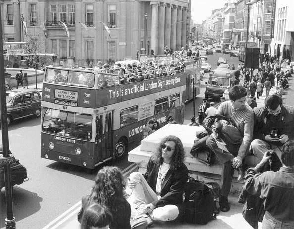 Double-Decker Bus「Summer London」:写真・画像(16)[壁紙.com]