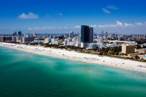 Miami Beach「Aerial The Setai Hotel Miami Beach Florida」:スマホ壁紙(16)