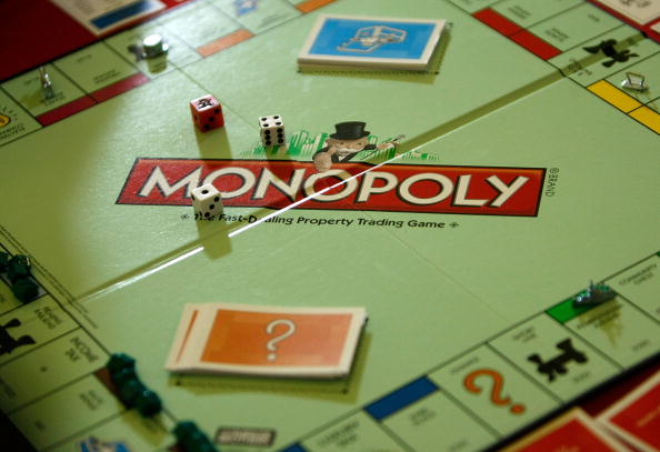 Game「Union Station Hosts Monopoly Tournament」:写真・画像(0)[壁紙.com]