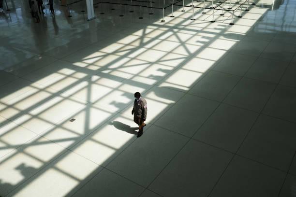 JFK Airport Usage Dwindles During Coronavirus Outbreak:ニュース(壁紙.com)