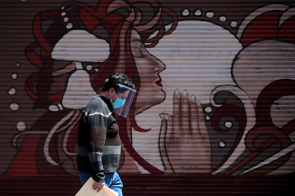 People「Mexico Continues Easing Restrictions Amid Coronavirus Pandemic」:写真・画像(2)[壁紙.com]