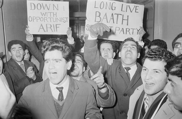 Baath Party「Iraqi Student Protest」:写真・画像(1)[壁紙.com]