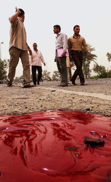 Baghdad「Series of Car Bombs Claim Lives In Baghdad」:写真・画像(12)[壁紙.com]