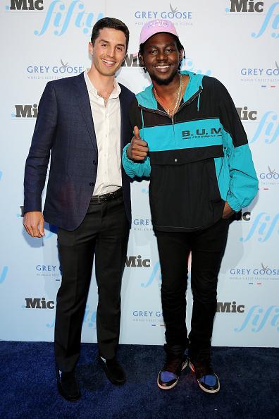 Marquee Nightclub - Manhattan「GREY GOOSE Vodka Hosts The Inaugural Mic50 Awards」:写真・画像(9)[壁紙.com]