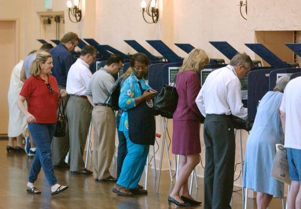 Methodist「Florida Voters Go To The Polls」:写真・画像(7)[壁紙.com]