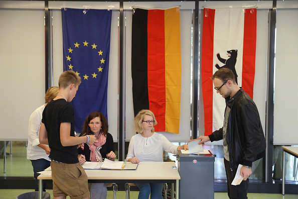 Europe「Berlin Holds State Elections」:写真・画像(11)[壁紙.com]