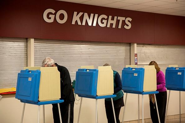 Aaron P「Midterms Elections Held Across The U.S.」:写真・画像(11)[壁紙.com]