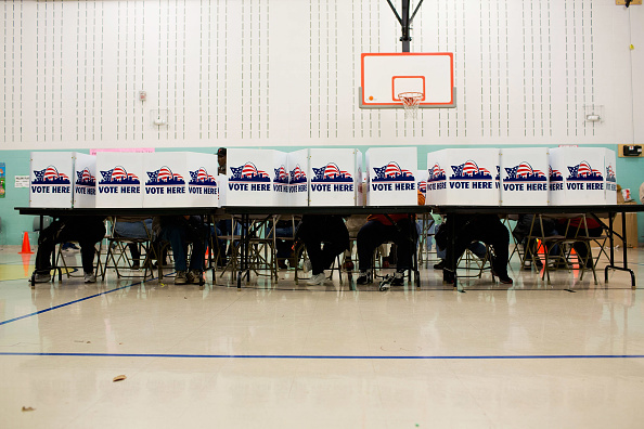 Missouri「U.S. Citizens Head To The Polls To Vote In Presidential Election」:写真・画像(17)[壁紙.com]