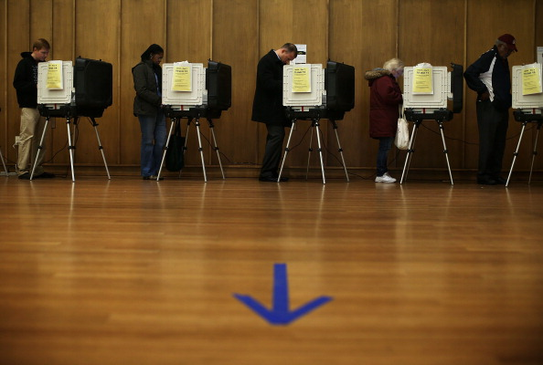 Silver Spring「Maryland Flock To Polls For Early Voting」:写真・画像(11)[壁紙.com]