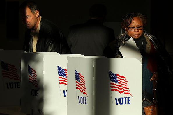 Mississippi「Mississippi Voters Go To The Polls In Senate Run-Off Election」:写真・画像(12)[壁紙.com]