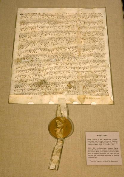 Variation「National Archives Displays An Original Copy Of Magna Carta」:写真・画像(17)[壁紙.com]