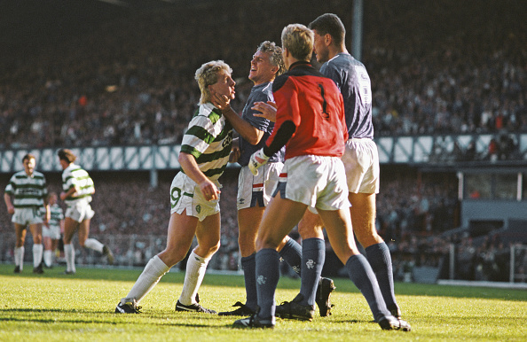 Throat「Rangers v Celtic Premier Division 1987」:写真・画像(13)[壁紙.com]