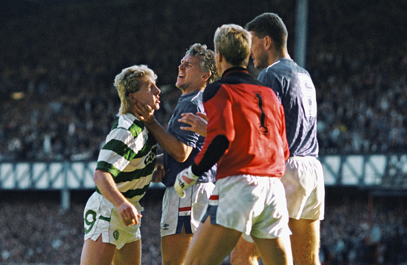 Throat「Rangers v Celtic Old Firm Game 1987」:写真・画像(18)[壁紙.com]