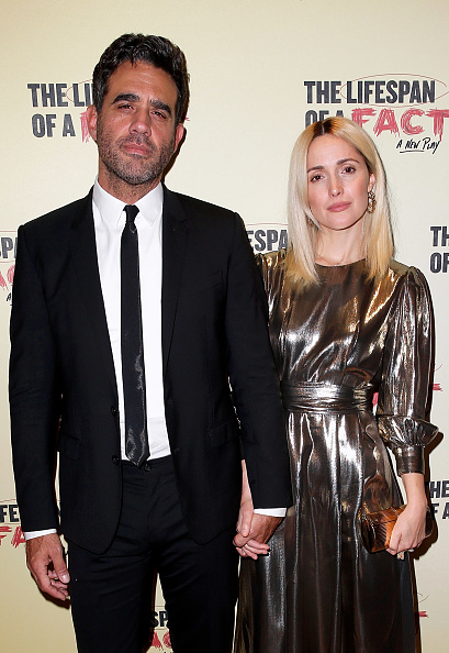 """Rose Byrne「""""The Lifespan Of A Fact"""" Opening Night After Party」:写真・画像(12)[壁紙.com]"""