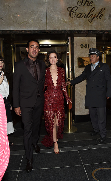 Rose Byrne「MET Gala 2015 - Departures from The Carlyle」:写真・画像(6)[壁紙.com]