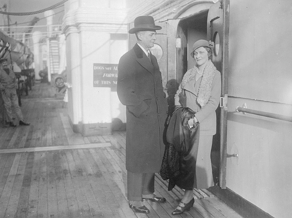 Waldorf Astoria New York「Lord and Lady Astor」:写真・画像(8)[壁紙.com]
