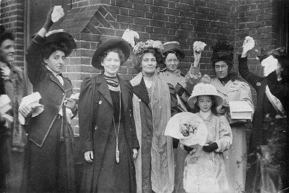 Releasing「Emmeline Pankhurst」:写真・画像(1)[壁紙.com]