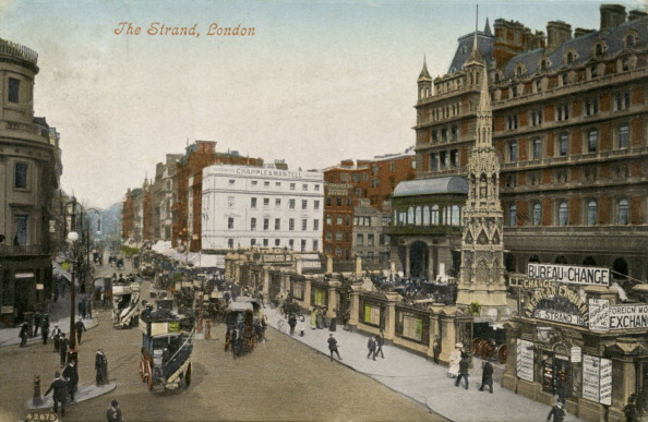 1900-1909「The Strand, London」:写真・画像(15)[壁紙.com]