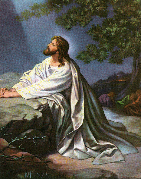 Jesus Christ「Christ In Garden Of Gethsemane」:写真・画像(0)[壁紙.com]