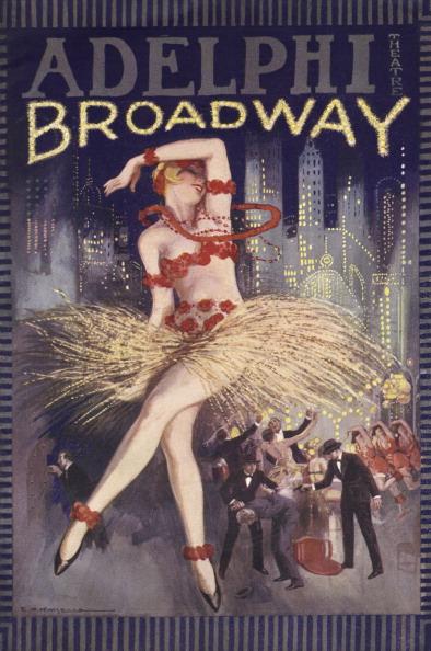 Generic - Description「'Broadway' , at the Adephi Theatre, London.」:写真・画像(17)[壁紙.com]