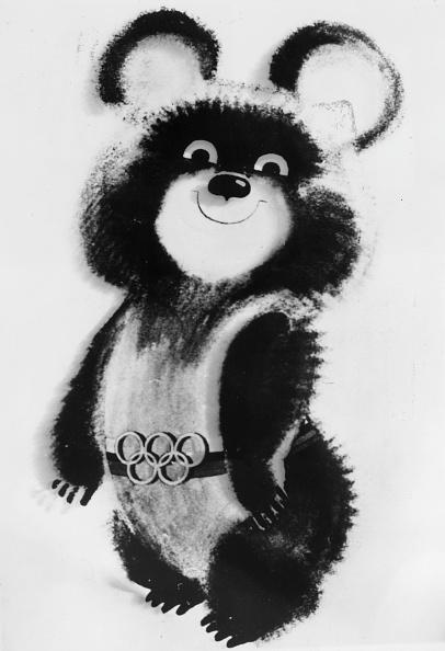 オリンピック「Moscow Mascot」:写真・画像(3)[壁紙.com]
