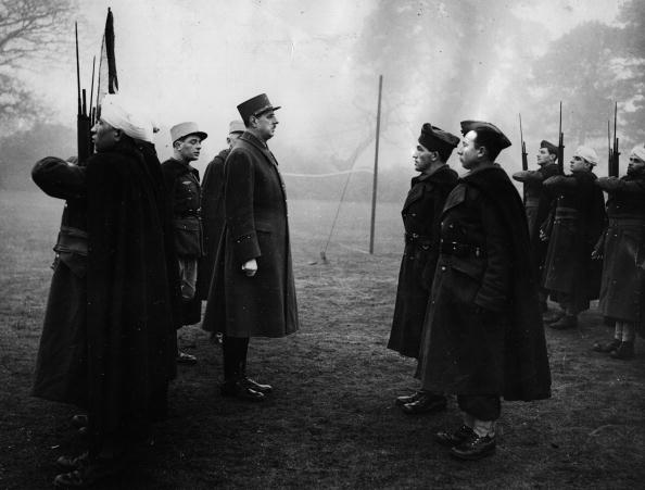 French Culture「Inspecting Troops」:写真・画像(9)[壁紙.com]