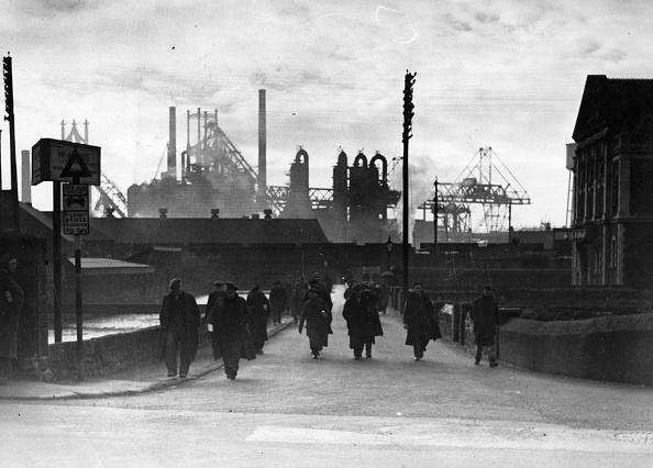 1940-1949「Leaving Steelworks」:写真・画像(9)[壁紙.com]