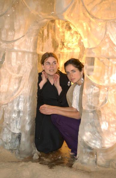 Ice Sculpture「Carolina Adriana Herrera...」:写真・画像(8)[壁紙.com]