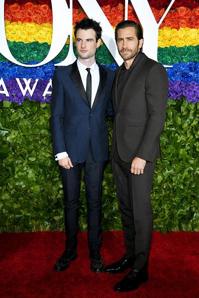 Tuxedo Suit「73rd Annual Tony Awards - Red Carpet」:写真・画像(12)[壁紙.com]