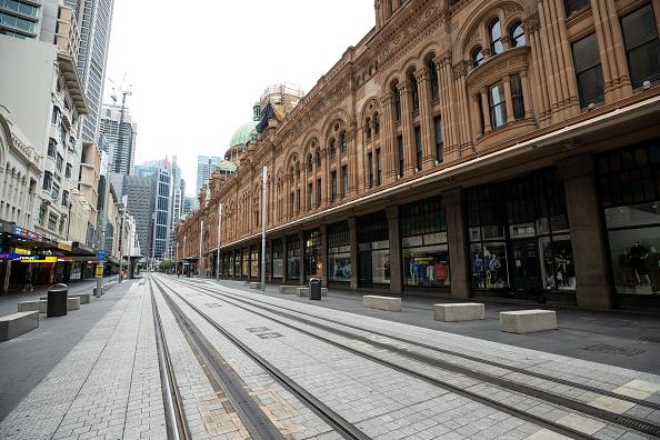Travel「Scenes From Sydney: The Capital Of Australia's Coronavirus Outbreak」:写真・画像(4)[壁紙.com]