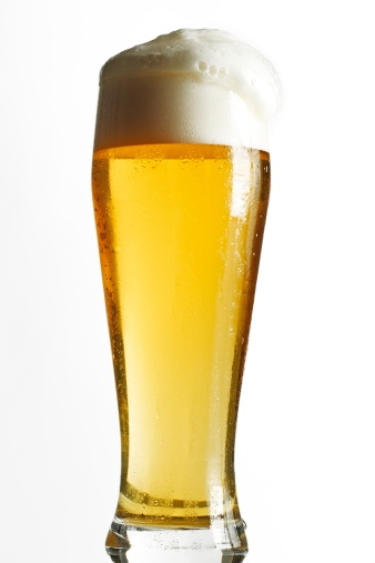 Tradition「Glass of lager, German Weissbier, close-up」:スマホ壁紙(7)