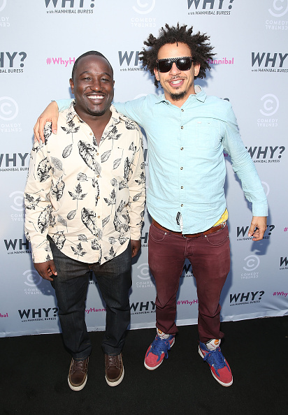 """Hannibal Buress「Comedy Central's """"Why? With Hannibal Buress"""" Premiere Event」:写真・画像(4)[壁紙.com]"""